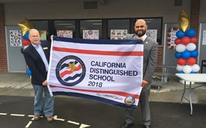 Thomas Paine is Recognized as a California Distinguished School in 2018! - article thumnail image
