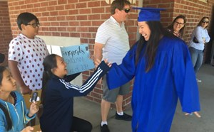 La Quinta Students Return to Paine Elementary as Positive Role Models - article thumnail image
